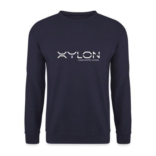 Xylon Handcrafted Guitars (name only logo white) - Unisex Sweatshirt