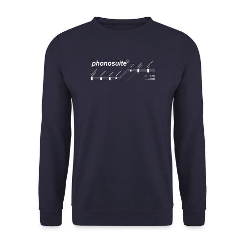 phonosuite map - Unisex Pullover