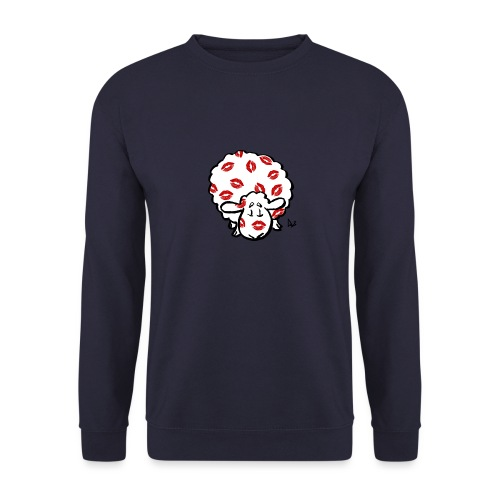 Kiss Ewe - Unisex sweater