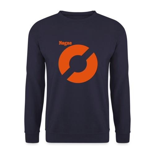 Oransje logo - Genser unisex