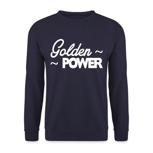 GoldenPower Trui png - Unisex sweater