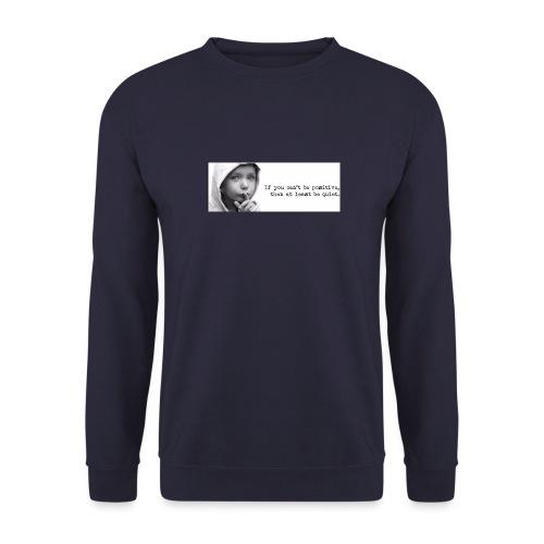 quiet - Unisex sweater