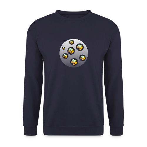 REX Awesomeness hvid - Unisex sweater
