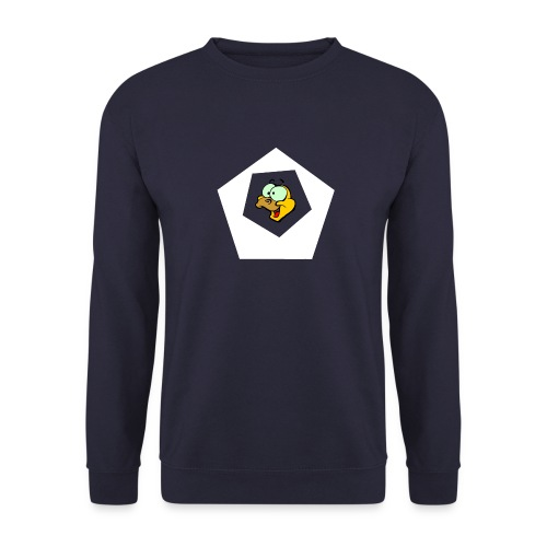 REX Polygon Hoved png - Unisex sweater