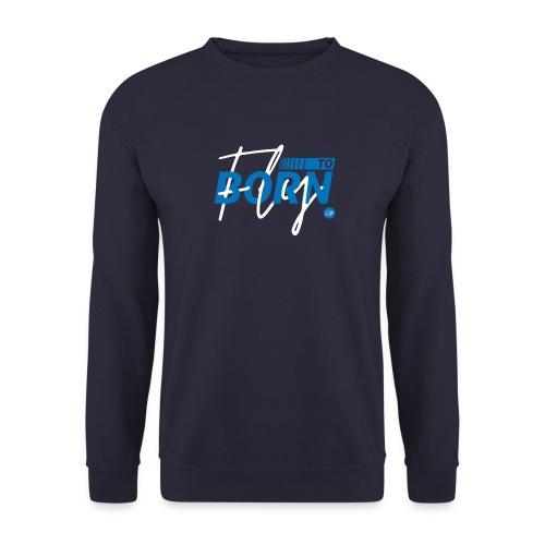 Merchandise 01 BTF white - Unisex Sweatshirt