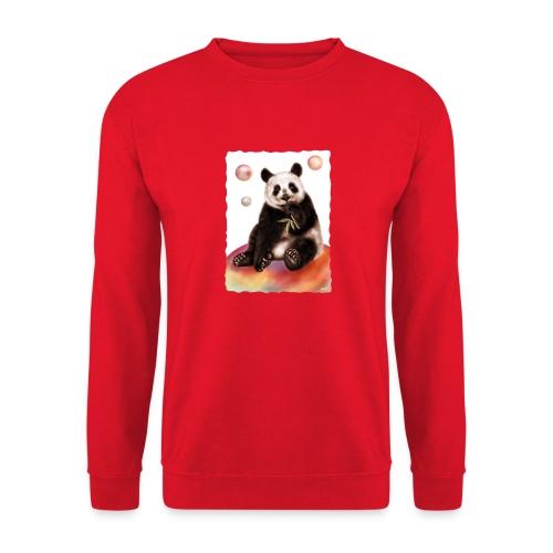 Panda World - Felpa unisex
