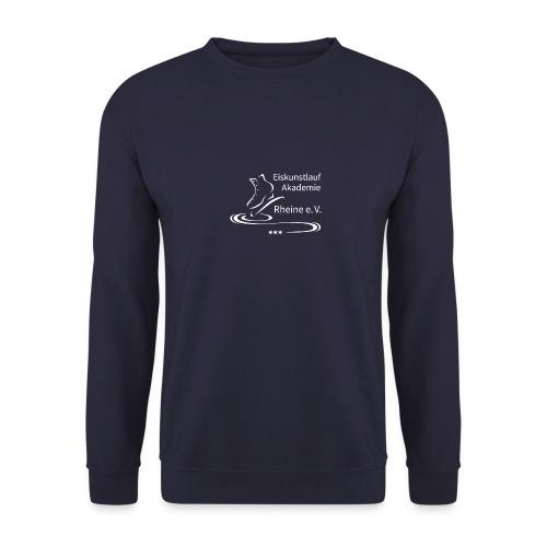 EARheine Logo weiss - Unisex Pullover