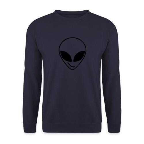 Alien simple Mask - Unisex Sweatshirt