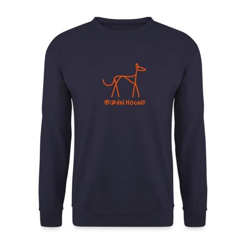 Podenco stilisiert - Unisex Pullover