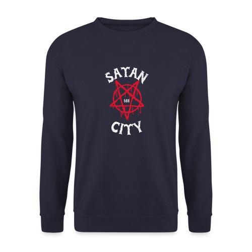 satan city 666 - Sweat-shirt Unisexe