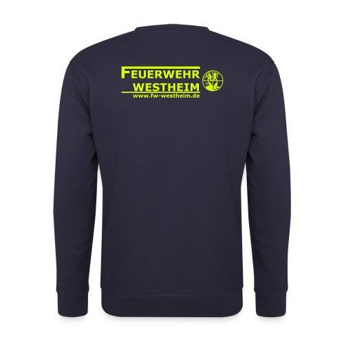 fww logo spreadshirt 28 - Unisex Pullover