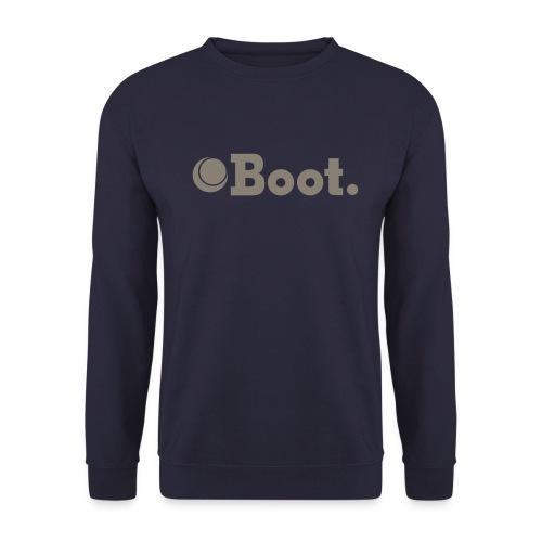 bootlogovector - Unisex Sweatshirt
