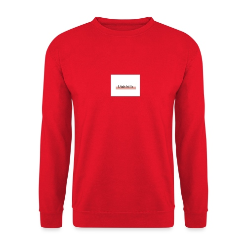 Utah hillss - Unisex sweater
