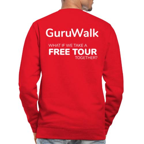 What If We Take a Free Tour Together? - Sudadera unisex
