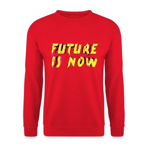 future is now - Sudadera unisex
