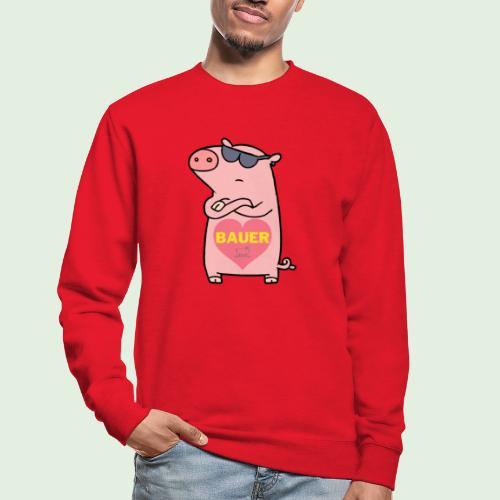 Ich liebe Bauer - Unisex Pullover