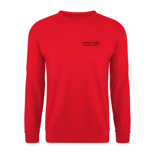 Goldgasse 9 - Front - Unisex Sweatshirt