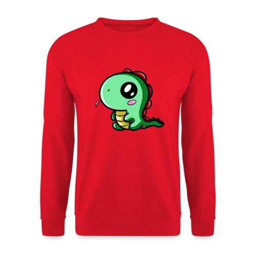 Dinosaure Kawaii - Sweat-shirt Unisexe