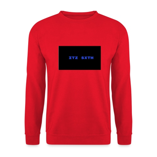 Itz Sxth Navy Clothing - Unisex Sweatshirt