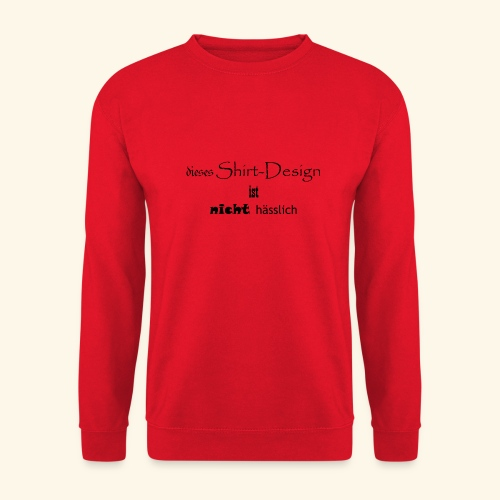 test_shop_design - Unisex Pullover