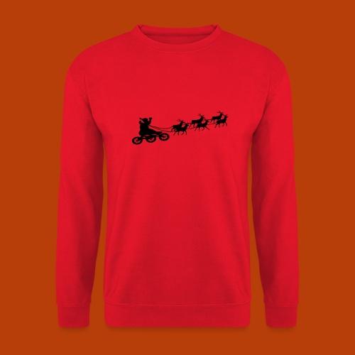 Ho Hoo Weihnachts Rentier Skate - Unisex Pullover