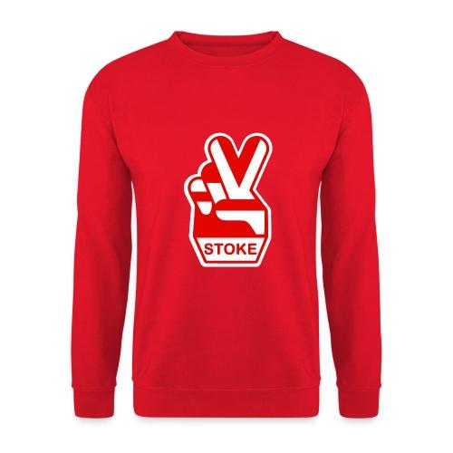 V-badge - Unisex Sweatshirt