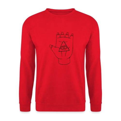 LOGO Black - Unisex sweater