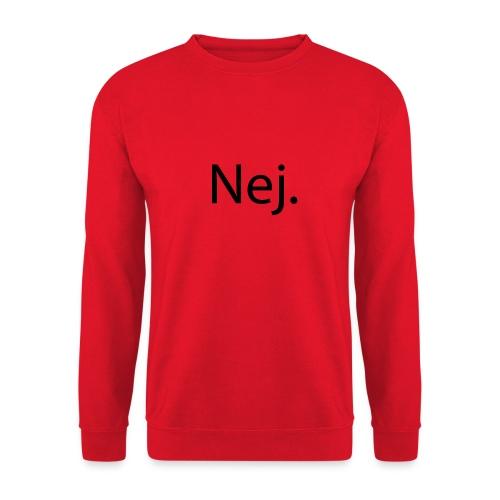 Nej - Unisex sweater
