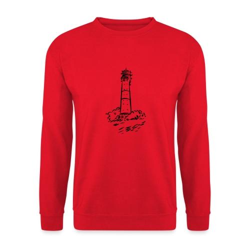 Leuchtturm Hörnum Sylt Art Design - Unisex Pullover