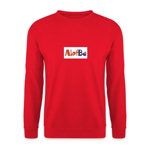 alefba - Unisex sweater