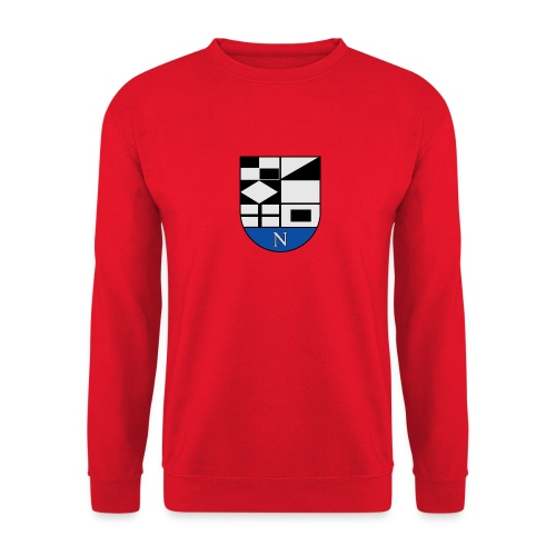 652px Coat of arms of Neringa Lithuania svg - Unisex Pullover