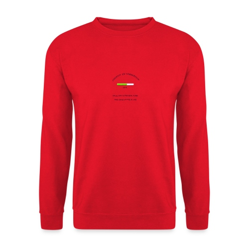cuistot en formation - Sweat-shirt Unisexe