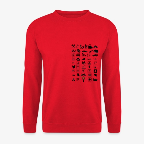 Where should I go now? - Unisex Pullover