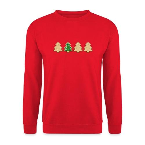 Weihnachtsplatzerl - Unisex Pullover