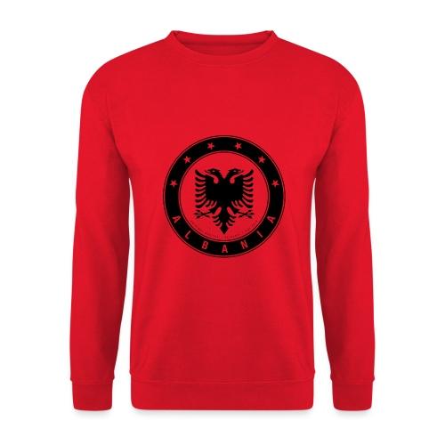 Patrioti Albania Black - Unisex Pullover