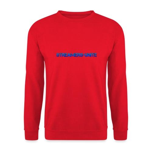 Streamers-Unite - Broken Blue - Unisex sweater