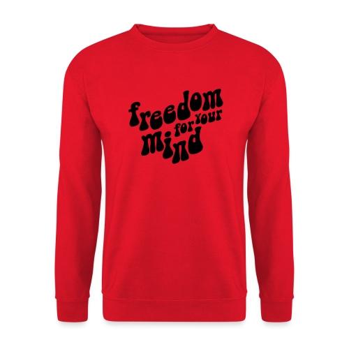 freedom - Sweat-shirt Unisexe