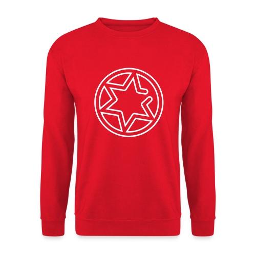 Gnisten Ry (hvidt tryk - uden tekst) - Unisex sweater