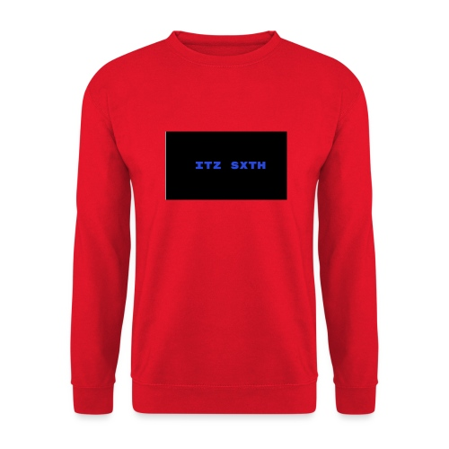Itz Sxth Navy Clothing - Unisex Sweatshirt
