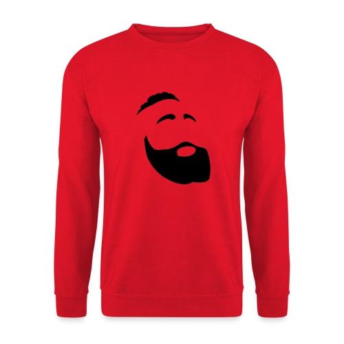 Il Barba, the Beard black - Felpa unisex