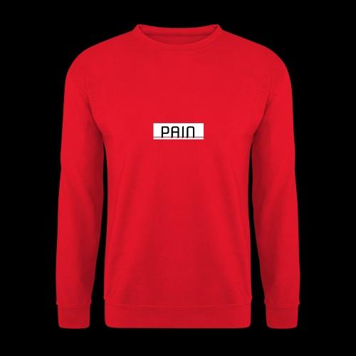 pain - Bluza unisex