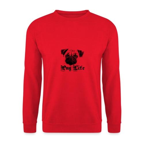 La vie de carlin - Sweat-shirt Unisexe