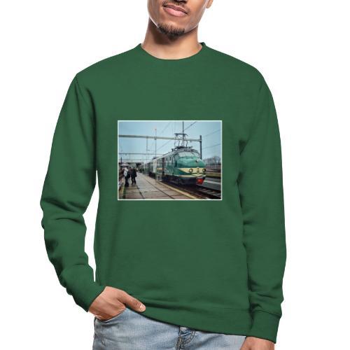 Museumtrein in Amsterdam - Unisex sweater