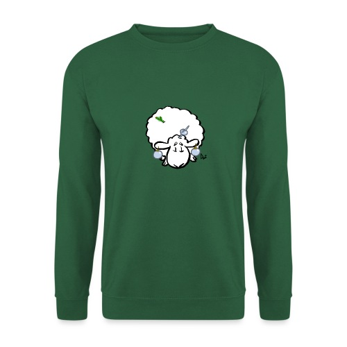 Christmas Tree Sheep - Unisex Sweatshirt