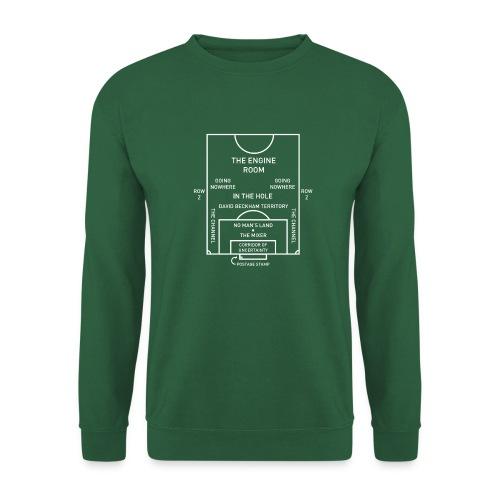 Football Pitch.png - Unisex Sweatshirt