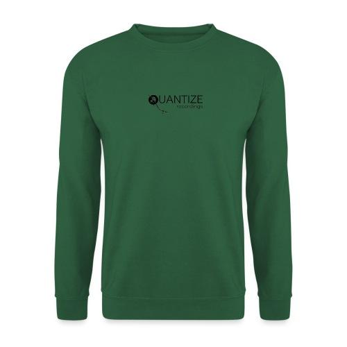 Quantize Black Logo - Unisex Sweatshirt
