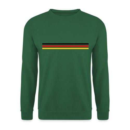 Trait Germany version 1 grand - Sweat-shirt Unisexe