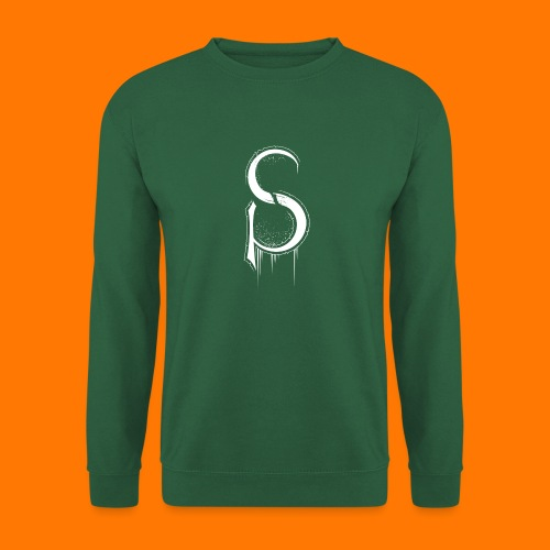 SCP-sign-WHITE transp - Unisex Sweatshirt