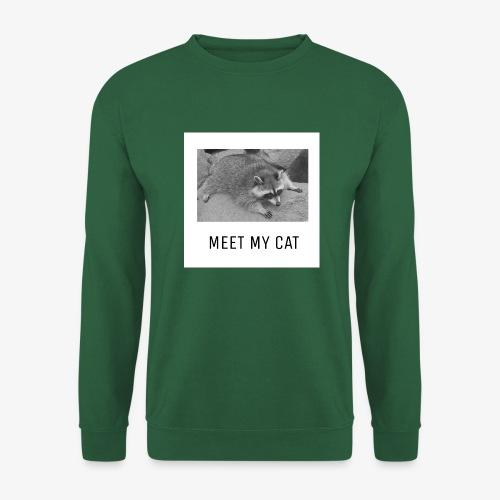 Meet My Cat - Unisex svetaripaita