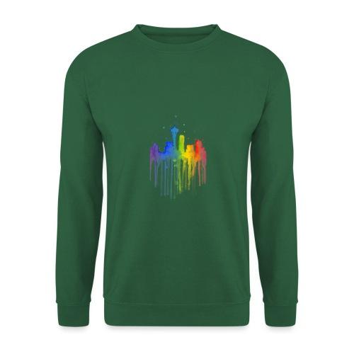 Ville artistique - Sweat-shirt Unisexe